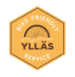 Bike friendly service -logo